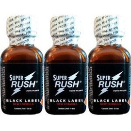 Poppers Propyle Maxi Super Rush 24 Ml X3 Rush