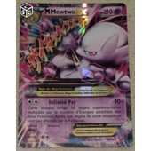 M Mewtwo Ex Impulsion Turbo