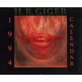 H.R. Giger : Calendrier 1994