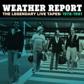 The Legendary Live Tapes - Weather Report