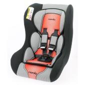 Si�ge Auto De 0 � 25 Kg - Groupe 0/1/2 - Fabrication 100% Fran�aise - 3 �toiles Test Tcs - R�ducteur Nouveau N� - Oreiller Et Fourreaux Pour Plus De Confort- Mycarsit. - Rouge