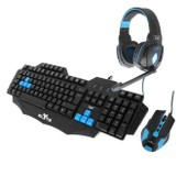 T'nB Pack Gaming : clavier, souris, casque