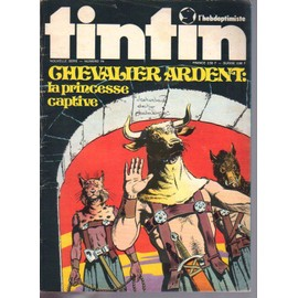 Tintin Avec Poster Voiture Formule 1 Jean-Pierre Jarier / N� 79