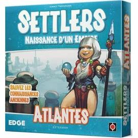 Settlers - Atlantes (Jeu En Precommande)