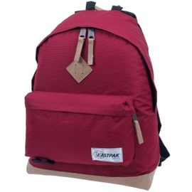 Sac � Dos Coll�ge Eastpak Wyoming Bordeaux Print Rouge 58235