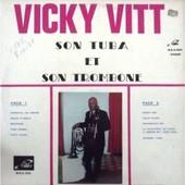 Son Tuba Et Son Trombone (Pochette Blanche) - Vicky Vitt