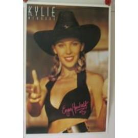 Minogue Kylie - AFFICHE MUSIQUE / CONCERT / POSTER