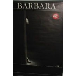 BARBARA - 80 ' s - AFFICHE MUSIQUE / CONCERT / POSTER
