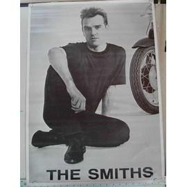 Smiths The - AFFICHE MUSIQUE / CONCERT / POSTER