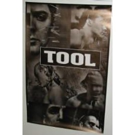 Tool - Brown - AFFICHE MUSIQUE / CONCERT / POSTER