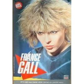 Gall France - AFFICHE MUSIQUE / CONCERT / POSTER
