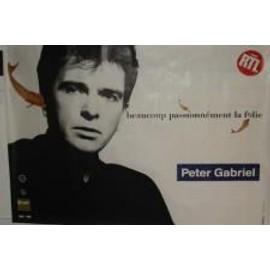 Gabriel Peter - La Folie - AFFICHE MUSIQUE / CONCERT / POSTER