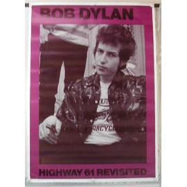 Dylan Bob - AFFICHE MUSIQUE / CONCERT / POSTER