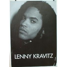 Kravitz Lenny - AFFICHE MUSIQUE / CONCERT / POSTER