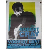 Robert Cray - Affiche Musique / Concert / Poster