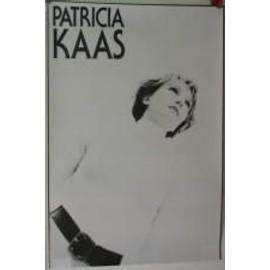 Kaas Patricia - AFFICHE MUSIQUE / CONCERT / POSTER