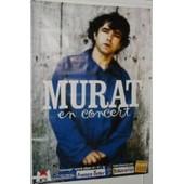 Murat Jean-Louis - 2000 - Affiche Musique / Concert / Poster