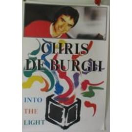 De Burgh Chris - into the light - AFFICHE MUSIQUE / CONCERT / POSTER