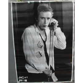 Sex Pistols - Johnny rotten - AFFICHE MUSIQUE / CONCERT / POSTER