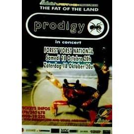Prodigy - AFFICHE MUSIQUE / CONCERT / POSTER