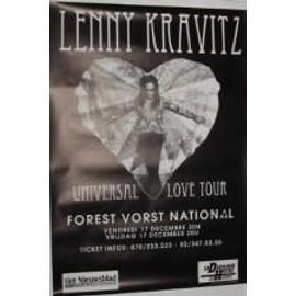 Kravitz Lenny - B 1993 - AFFICHE MUSIQUE / CONCERT / POSTER