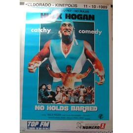 Catch - Hogan Hulk - AFFICHE MUSIQUE / CONCERT / POSTER