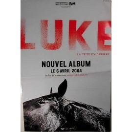 Luke - 2004 - AFFICHE MUSIQUE / CONCERT / POSTER