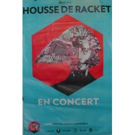 Housse De Racket - 2011 - AFFICHE MUSIQUE / CONCERT / POSTER