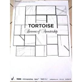 Tortoise - AFFICHE MUSIQUE / CONCERT / POSTER