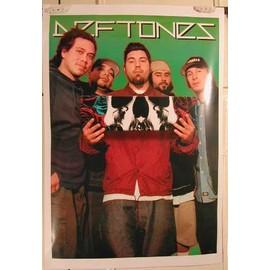 Deftones - 2004 - AFFICHE MUSIQUE / CONCERT / POSTER