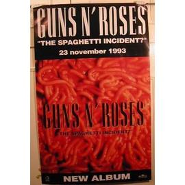 Gun's n' Roses - AFFICHE MUSIQUE / CONCERT / POSTER