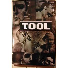 Tool - AFFICHE MUSIQUE / CONCERT / POSTER