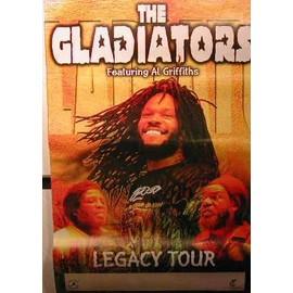 Gladiators The - AFFICHE MUSIQUE / CONCERT / POSTER