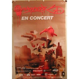 Enhancer - 2003 - AFFICHE MUSIQUE / CONCERT / POSTER