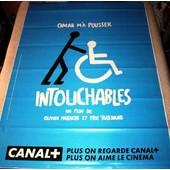 Intouchables - Omar M'a Pousser - Affiche Musique / Concert / Poster