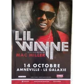 Lil Wayne - AFFICHE MUSIQUE / CONCERT / POSTER