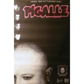 Pigalle - AFFICHE MUSIQUE / CONCERT / POSTER