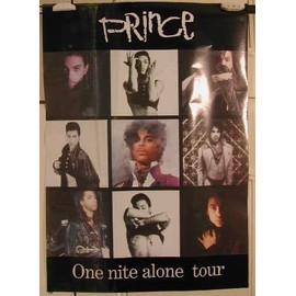 Prince - 2004 - AFFICHE MUSIQUE / CONCERT / POSTER