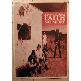 Faith No More - AFFICHE MUSIQUE / CONCERT / POSTER