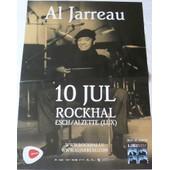 Al Jarreau - Affiche Musique / Concert / Poster
