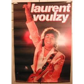 Voulzy Laurent - AFFICHE MUSIQUE / CONCERT / POSTER