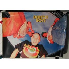 BEASTIES BOYS - AFFICHE MUSIQUE / CONCERT / POSTER