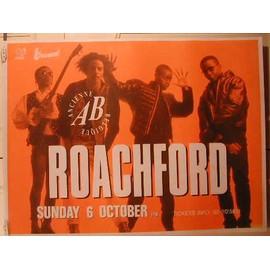 Roachford - AFFICHE MUSIQUE / CONCERT / POSTER