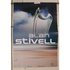 Stivell Alan - 2004 - AFFICHE MUSIQUE / CONCERT / POSTER