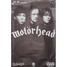 Motörhead - Motörhead - AFFICHE MUSIQUE / CONCERT / POSTER