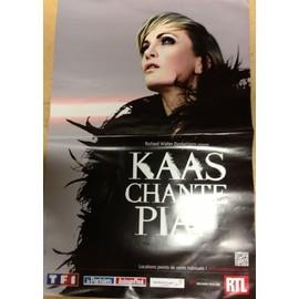 Patricia Kaas - AFFICHE MUSIQUE / CONCERT / POSTER