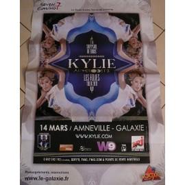 Kylie MINOGUE - AFFICHE MUSIQUE / CONCERT / POSTER