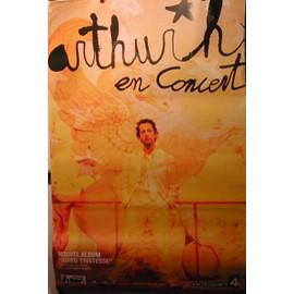 Arthur H - Adieu Tristesse - AFFICHE MUSIQUE / CONCERT / POSTER