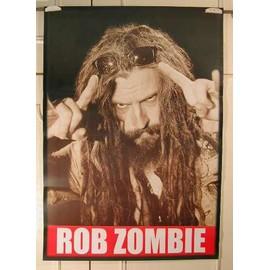 Zombie Rob - AFFICHE MUSIQUE / CONCERT / POSTER