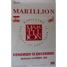 Marillion - AFFICHE MUSIQUE / CONCERT / POSTER